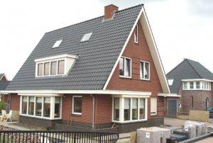 huis met dakkapel